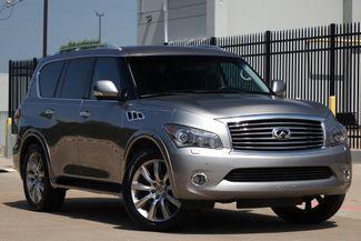 2012 Infiniti QX56 7-passenger* 3rd row*Nav* BU Cam*Sunroof*   Plano, TX   Carrick's Autos in Plano TX