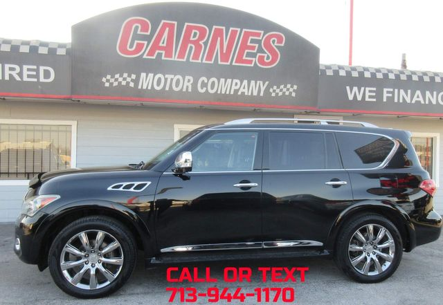 2012 Infiniti QX56 7-passenger south houston, TX
