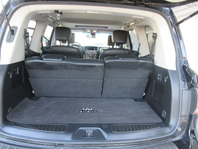 2012 Infiniti QX56 7-passenger south houston, TX 10
