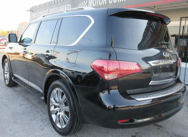 2012 Infiniti QX56 7-passenger south houston, TX 2