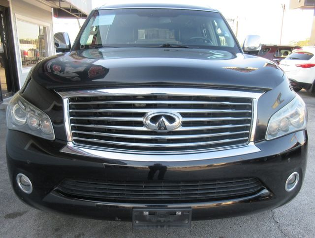 2012 Infiniti QX56 7-passenger south houston, TX 6