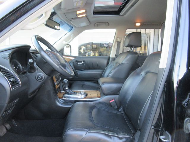 2012 Infiniti QX56 7-passenger south houston, TX 7