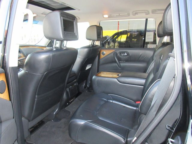 2012 Infiniti QX56 7-passenger south houston, TX 8