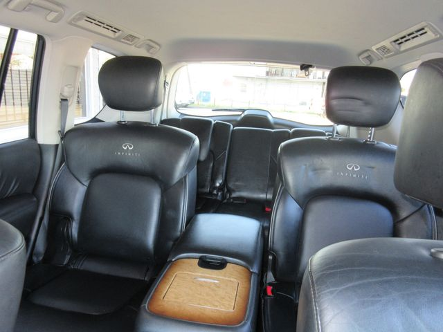 2012 Infiniti QX56 7-passenger south houston, TX 9