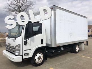 2012 Isuzu NPR  16 FT Box Truck 1-Own Cln Carfax We Finance | Canton, Ohio | Ohio Auto Warehouse LLC in Canton Ohio
