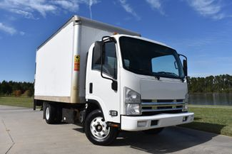 2012 Isuzu NPR DSL REG AT ECO-MAX WHITE CAB IBT PWL in Walker, LA 70785