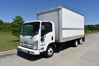 2012 Isuzu NPR HD DSL REG MT WHITE CAB IBT AIR PWL Walker, Louisiana 1