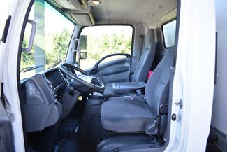 2012 Isuzu NPR HD DSL REG MT WHITE CAB IBT AIR PWL Walker, Louisiana 13