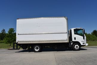 2012 Isuzu NPR HD DSL REG MT WHITE CAB IBT AIR PWL Walker, Louisiana 8