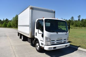 2012 Isuzu NPR HD DSL REG MT WHITE CAB IBT AIR PWL Walker, Louisiana 9