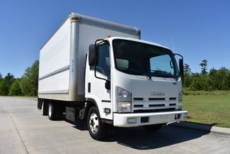 2012 Isuzu NPR HD DSL REG MT WHITE CAB IBT AIR PWL Walker, Louisiana 10
