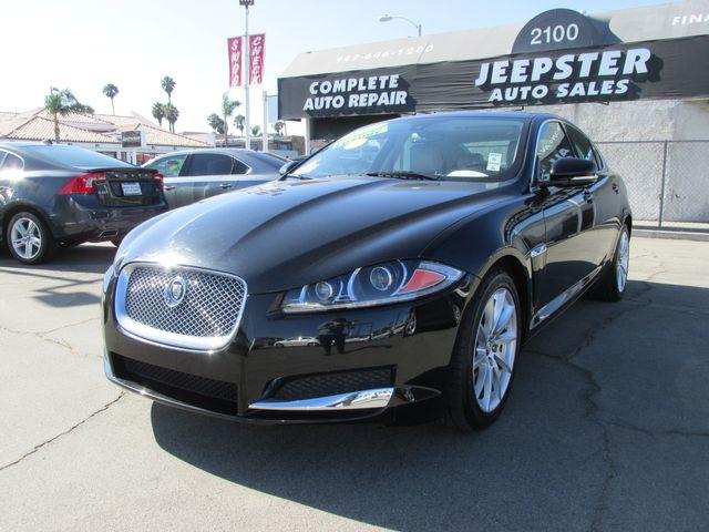 2012 Jaguar XF Sedan in Costa Mesa, California 92627