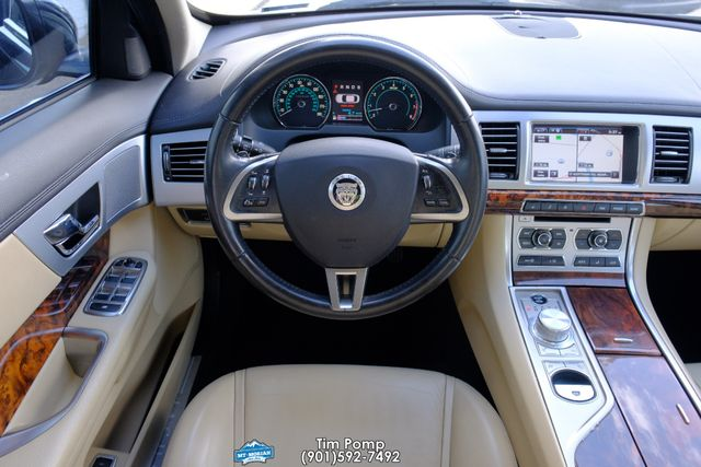 2012 Jaguar XF LEATHER SUNROOF in Memphis, Tennessee 38115