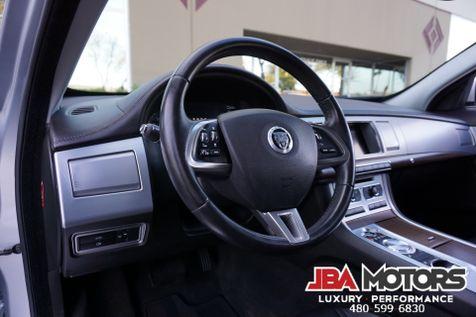 2012 Jaguar XF 5.0L V8 Sedan ~ Clean CarFax ~ LOW MILES! | MESA, AZ | JBA MOTORS in MESA, AZ
