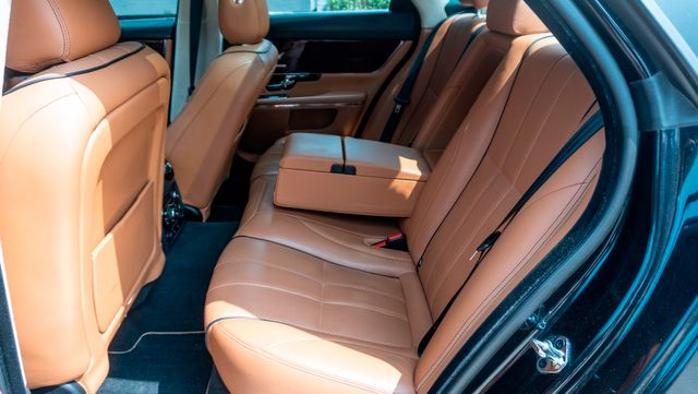2012 Jaguar XJ Supercharged in Dallas, TX 75229