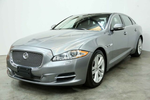 2012 Jaguar XJ XJL Houston, Texas 3