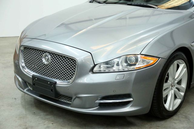2012 Jaguar XJ XJL Houston, Texas 7