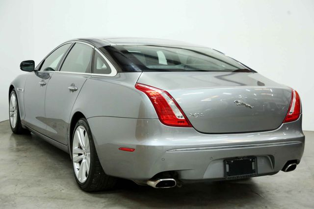 2012 Jaguar XJ XJL Houston, Texas 9
