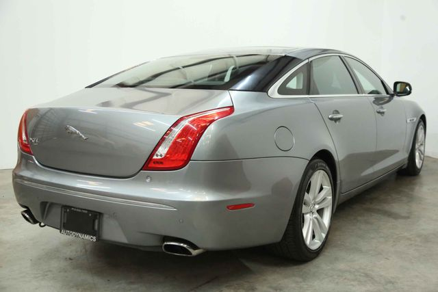 2012 Jaguar XJ XJL Houston, Texas 11
