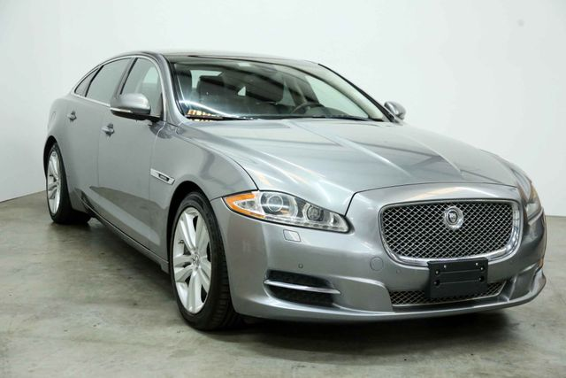2012 Jaguar XJ XJL Houston, Texas 1