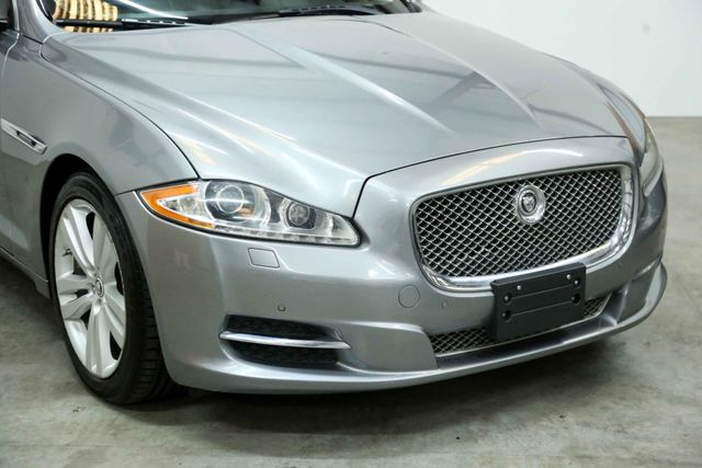 2012 Jaguar XJ XJL Houston, Texas 8