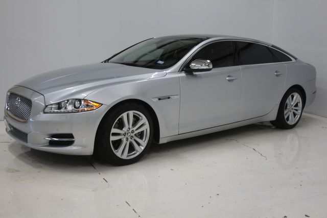 2012 Jaguar XJ XJL - Portfolio Houston, Texas 1