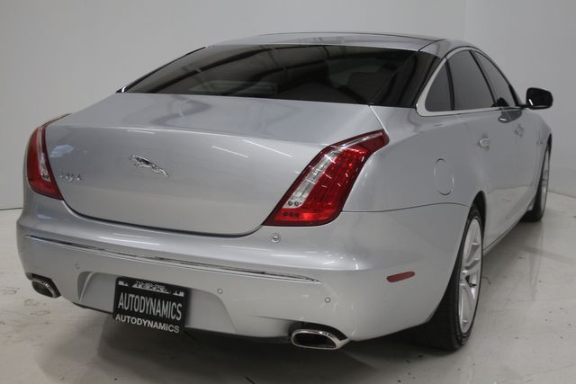 2012 Jaguar XJ XJL - Portfolio Houston, Texas 10