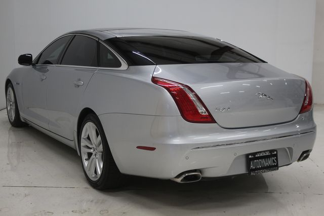 2012 Jaguar XJ XJL - Portfolio Houston, Texas 11