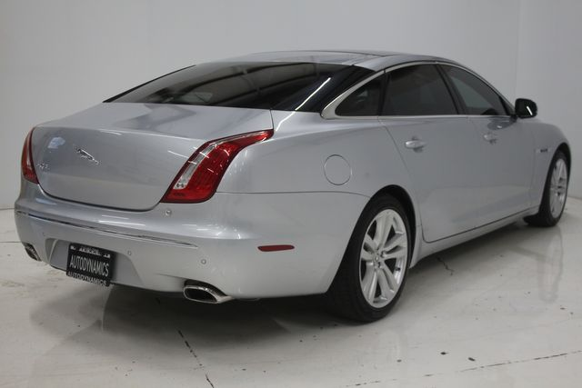 2012 Jaguar XJ XJL - Portfolio Houston, Texas 9