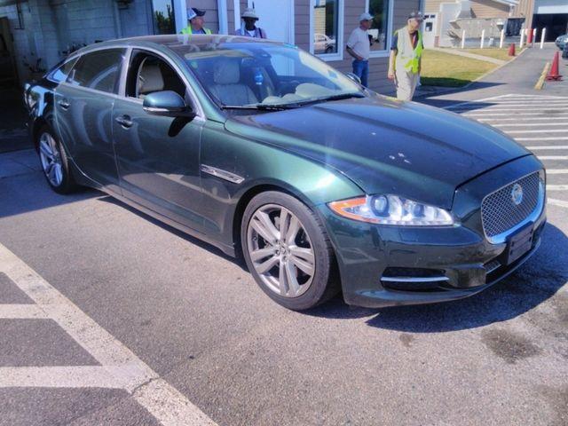 2012 Jaguar XJ XJL Madison, NC 3