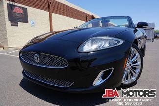 2012 Jaguar XK Convertible ~ 1 Owner Clean CarFax ONLY 37k Miles! | MESA, AZ | JBA MOTORS in Mesa AZ