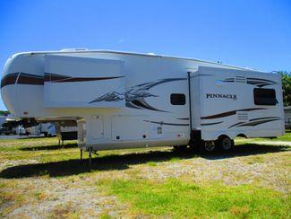 2012 Jayco Pinnacle 34RLTS  city Florida  RV World of Hudson Inc  in Hudson, Florida