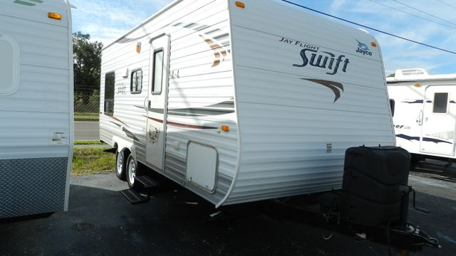 2012 Jayco SWIFT 198 RD Hudson , Florida 1