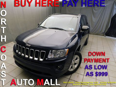 2012 Jeep Compass Sport As low as $999 DOWN in Cleveland, Ohio