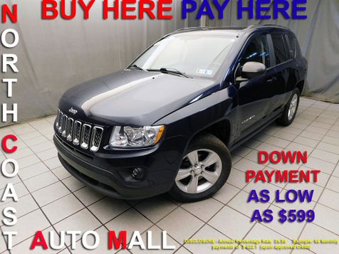 2012 Jeep Compass Sport As low as $599 DOWN in Cleveland, Ohio