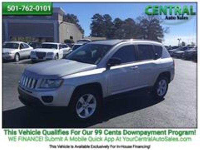 2012 Jeep Compass Latitude   Hot Springs, AR   Central Auto Sales in Hot Springs AR