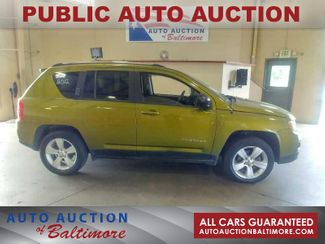 2012 Jeep Compass Sport   JOPPA, MD   Auto Auction of Baltimore  in Joppa MD