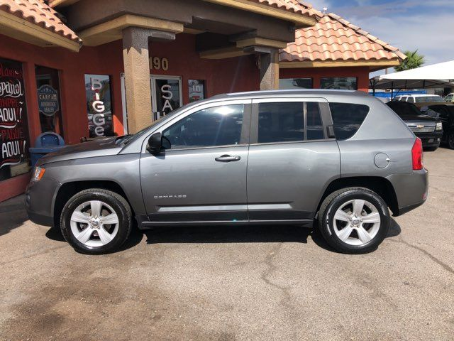 2012 Jeep Compass Sport CAR PROS AUTO CENTER (702) 405-9905 Las Vegas, Nevada 1