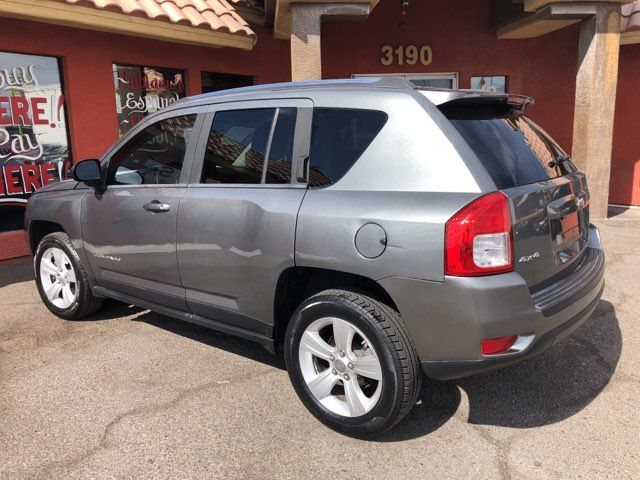 2012 Jeep Compass Sport CAR PROS AUTO CENTER (702) 405-9905 Las Vegas, Nevada 2