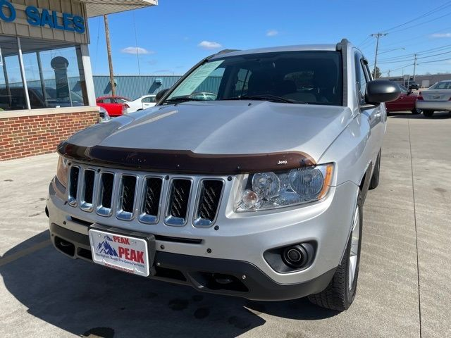 2012 Jeep Compass Latitude in Medina, OHIO 44256