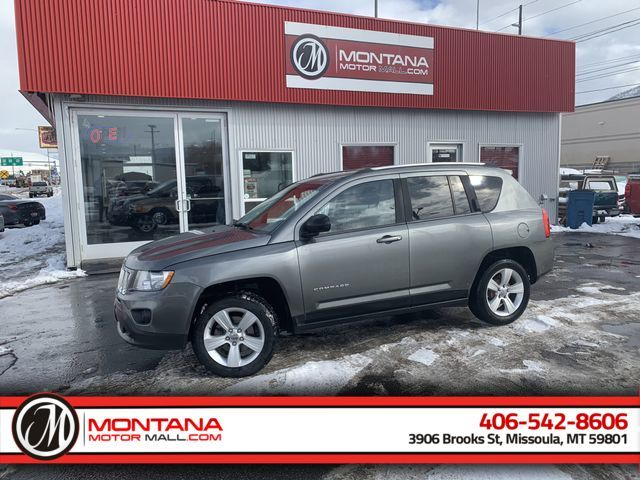 2012 Jeep Compass Sport in Missoula, MT 59801
