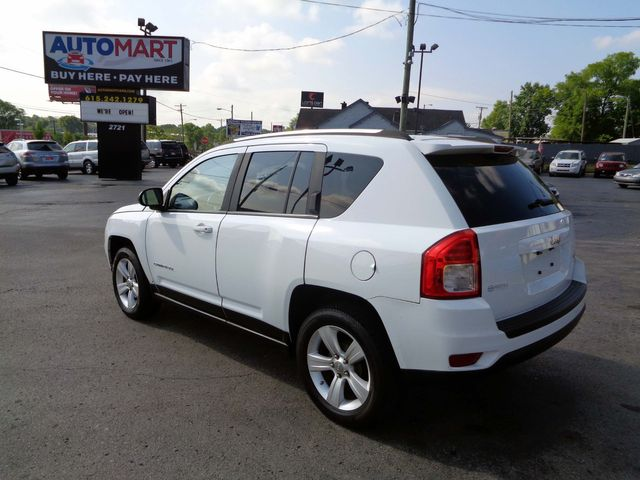 2012 Jeep Compass Latitude in Nashville, Tennessee 37211