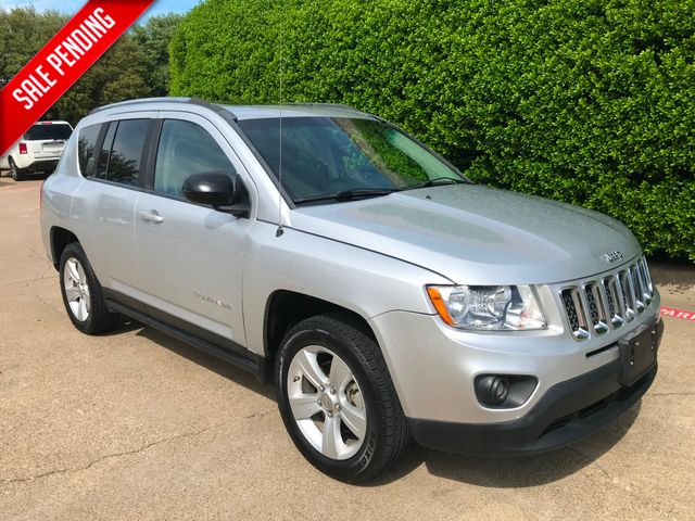 2012 Jeep Compass Latitude w/SUNROOF**HEATED SEATS**ONLY 69K MILES
