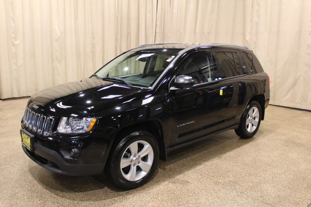 2012 Jeep Compass Latitude in Roscoe IL, 61073