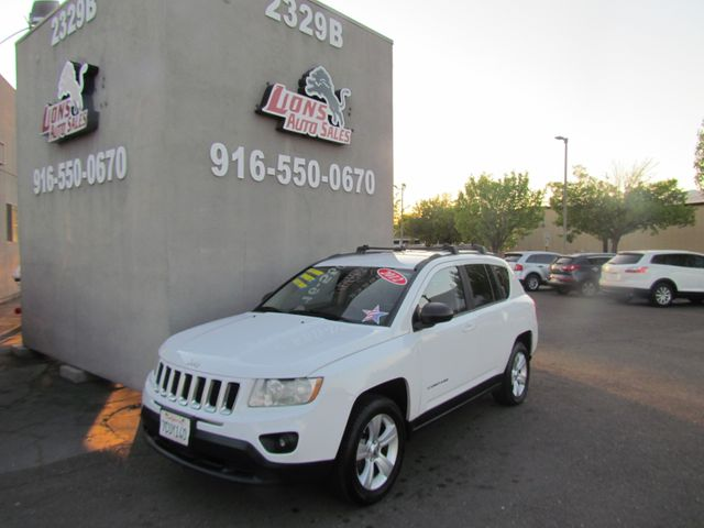 2012 Jeep Compass Sport in Sacramento, CA 95825