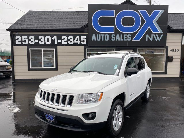 2012 Jeep Compass Sport in Tacoma, WA 98409