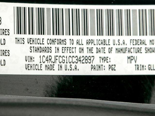 2012 Jeep Grand Cherokee Overland Burbank, CA 27