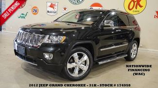 2012 Jeep Grand Cherokee Overland Summit 4X4 HEMI,PANO ROOF,NAV,HTD/COOL... in Carrollton TX, 75006