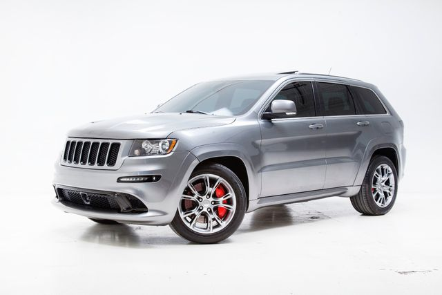 2012 Jeep Grand Cherokee SRT8 in TX, 75006