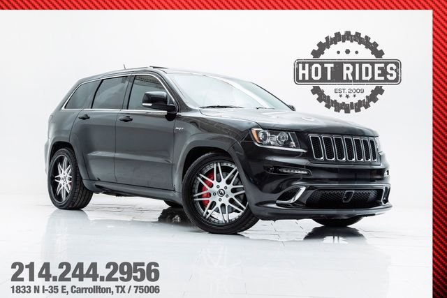2012 Jeep Grand Cherokee SRT8 With Upgrades